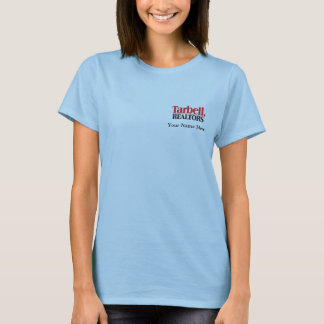 Personalized Tarbell baby doll T T-Shirt