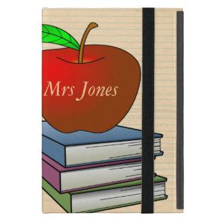 Personalized Teacher's Apple iPad Mini Covers