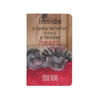 Personalized|| Tender heart inside Journal