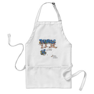 Personalized Thank You Apron