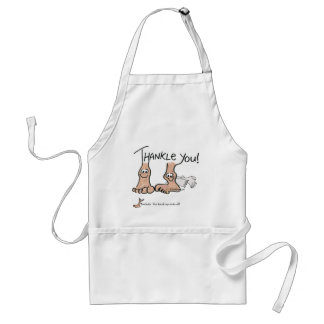 Personalized Thank You Gift Aprons