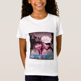 Personalized Tween Weekly T-Shirt