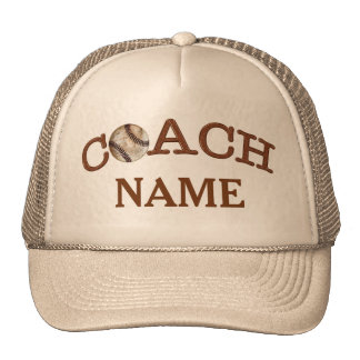 PERSONALIZED Vintage Coach Baseball Cap