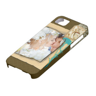 Personalized Vintage Photo Collage iPhone 5 Covers