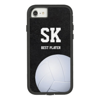 Personalized Volleyball Best Player | Sport Gifts Case-Mate Tough Extreme iPhone 8/7 Case