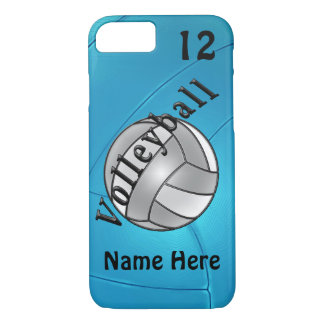Personalized Volleyball iPhone 7 Cases for Her
