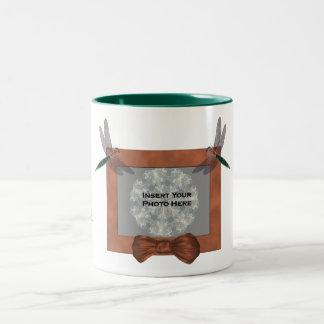 Personalized Wedding Photo Favor Coffee Mug