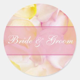 Personalized Wedding Stickers
