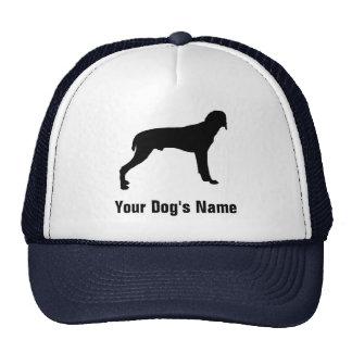Personalized Weimaraner ワイマラナー Trucker Hats