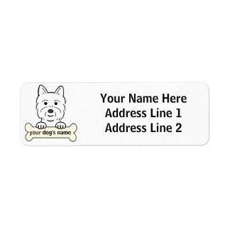 Personalized Westie