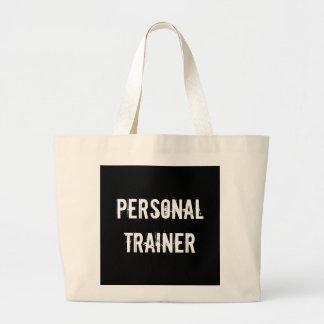 PersonalTrainer Large Tote Bag