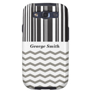 Personnel Eagle Chevron & Bars Samsung Galaxy S3 Samsung Galaxy SIII Covers