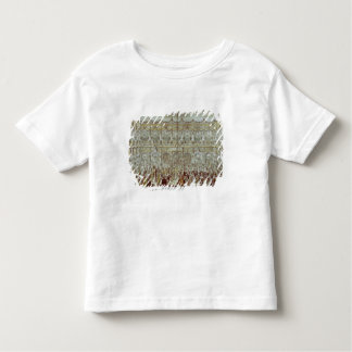 Perspective view of the ballroom constructed toddler T-Shirt