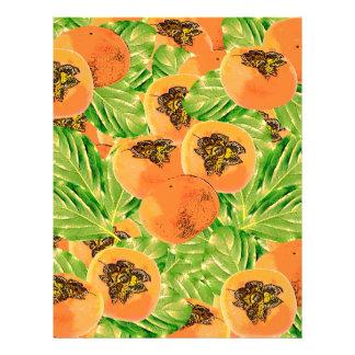 perssimon jungle 21.5 cm x 28 cm flyer
