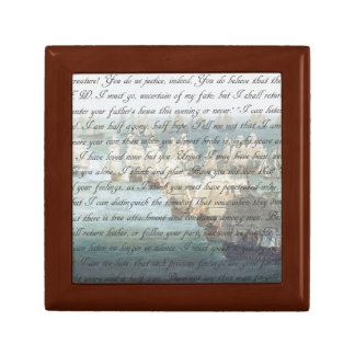 Persuasion Letter Gift Box