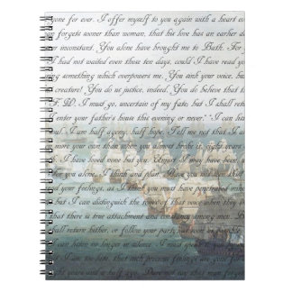 Persuasion Letter Notebook