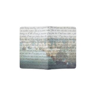 Persuasion Letter Passport Holder