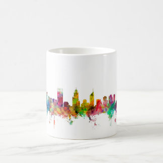 Perth Australia Skyline Coffee Mug