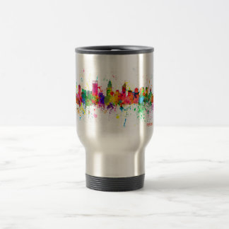Perth Australia Skyline Travel Mug