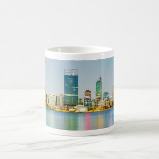 Perth CBD from Mill Point Perth Western Australia Coffee Mug