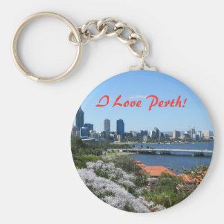 Perth Key Ring