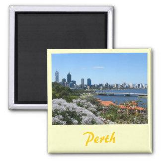 Perth Refrigerator Magnet
