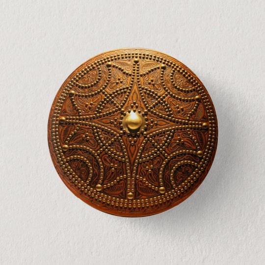 Perth Targe 3 Cm Round Badge