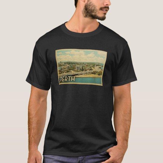 Perth Vintage Travel T-shirt