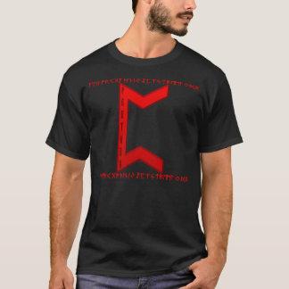 Pertho Rune red T-Shirt