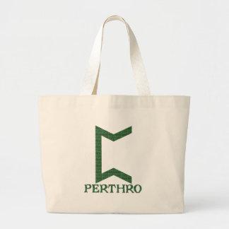 Perthro Tote Bags