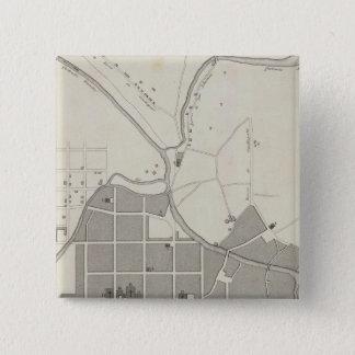 Peru 14 15 cm square badge