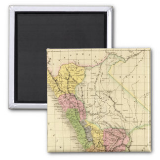 Peru 20 magnet