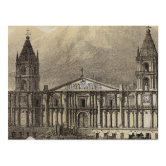 Peru 22 post card