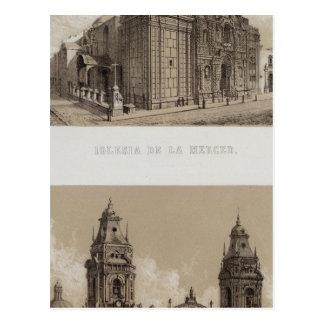 Peru 23 postcard