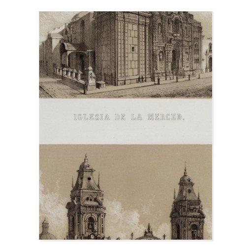 Peru 23 post cards