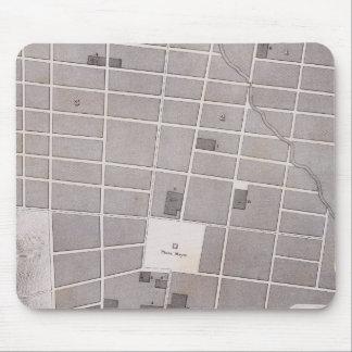 Peru 27 mouse mat