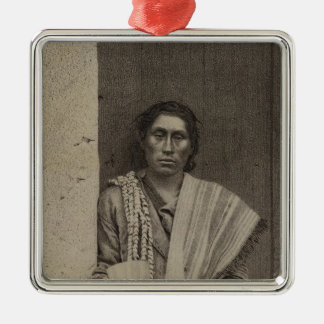 Peru 2 christmas ornament
