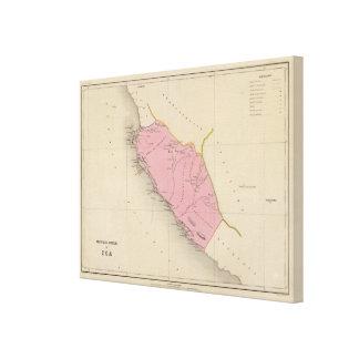 Peru 32 canvas print