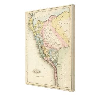 Peru 37 canvas print