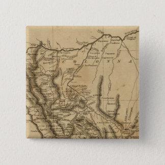 Peru 6 15 cm square badge
