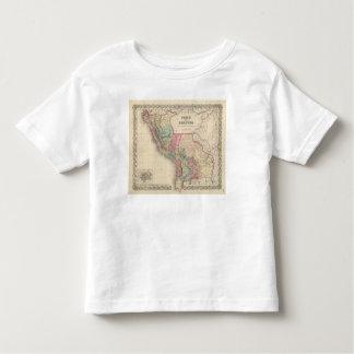 Peru and Bolivia 4 Toddler T-Shirt