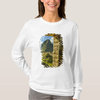 Peru, Andes, Andes Mountains, Machu Picchu, T-Shirt