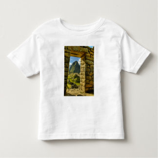 Peru, Andes, Andes Mountains, Machu Picchu, Toddler T-Shirt
