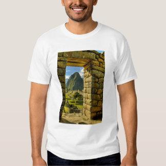 Peru, Andes, Andes Mountains, Machu Picchu, Tshirt