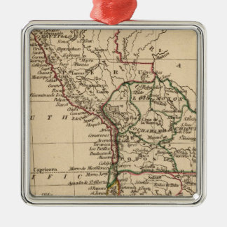 Peru, Chili, La Plata Christmas Ornament