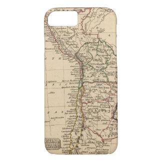 Peru, Chili, La Plata iPhone 7 Case