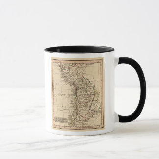 Peru, Chili, La Plata Mug