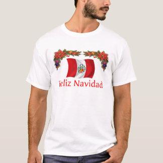 Peru Christmas T-Shirt