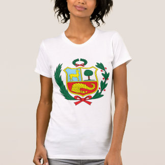 Peru Coat of Arms detail T-Shirt