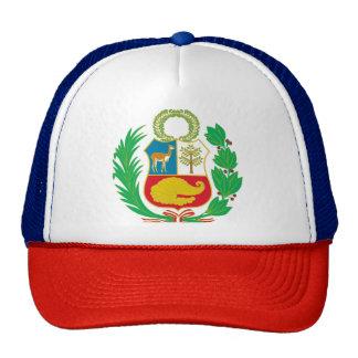 Peru - Escudo Nacional (National Emblem) Cap